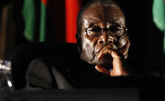 Ông Mugabe thoát thân, muốn sang Singapore dưỡng sức - Ảnh 1.