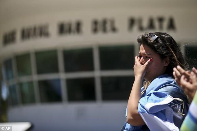 Tiết lộ mới từ Hải quân Argentina về tàu ngầm mất tích - Ảnh 2.