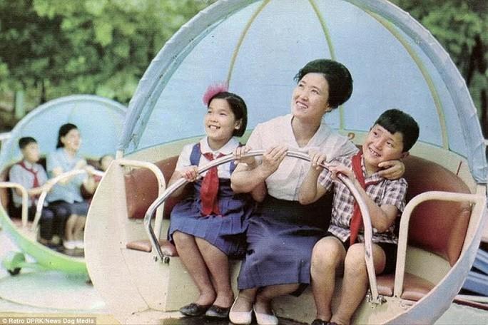 Hình ảnh hiếm hoi về Triều Tiên những năm 1970-1980 - Ảnh 8.