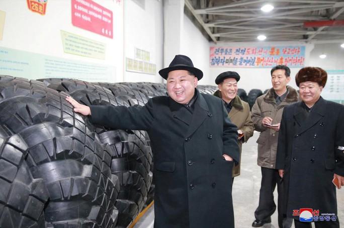 Bí ẩn dịch bệnh ma bao trùm khu thử hạt nhân Triều Tiên - Ảnh 1.