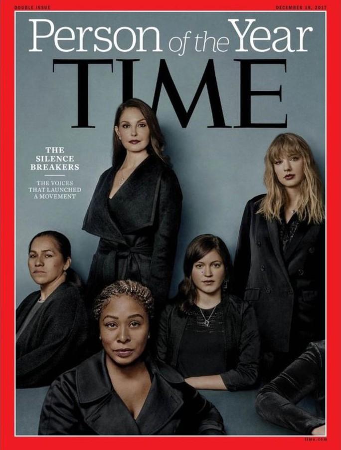 Nhân vật năm 2017 của TIME gây bất ngờ lớn - Ảnh 1.