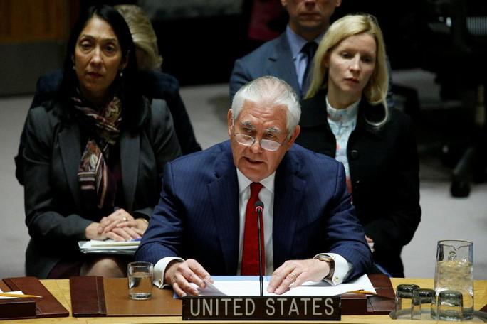 Triều Tiên phớt lờ kêu gọi của Mỹ tại Liên Hiệp Quốc - Ảnh 1.