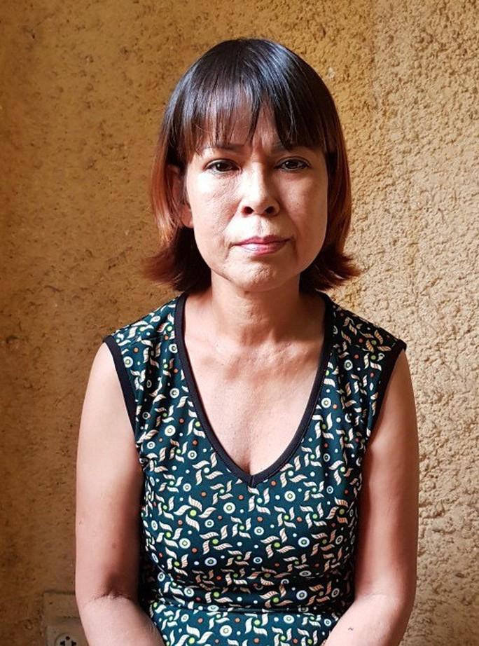 Người đàn bà 7 năm trốn truy nã trong đường dây ma túy khủng - Ảnh 1.