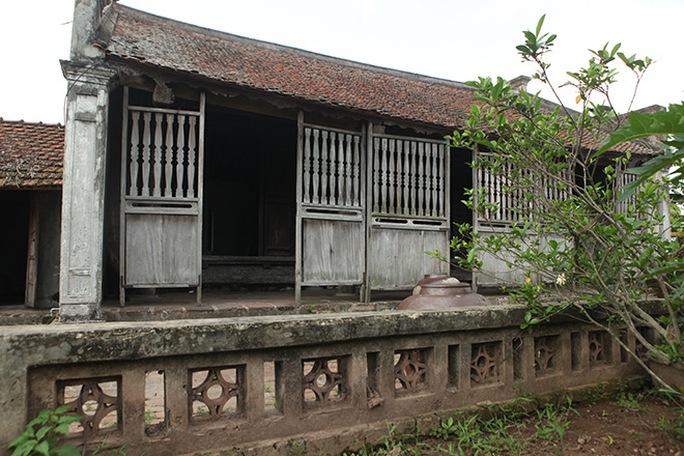 Ngôi nhà Bá Kiến hơn 100 năm tuổi ở làng Vũ Đại - Ảnh 4.