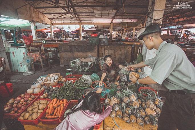 Phiên chợ quê có 1 không 2 ở Quảng Bình - Ảnh 4.