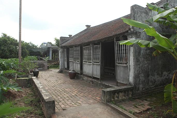 Ngôi nhà Bá Kiến hơn 100 năm tuổi ở làng Vũ Đại - Ảnh 5.