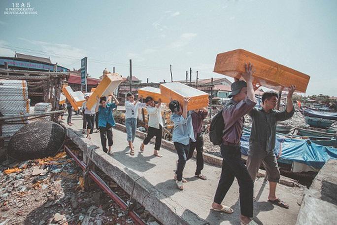 Phiên chợ quê có 1 không 2 ở Quảng Bình - Ảnh 5.