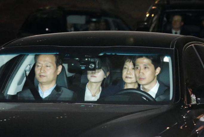 Chưa rõ bà Park có nhận được hưởng bất kỳ sự đối xử đặc biệt nào tại trung tâm giam giữ hay không. Ảnh: REUTERS