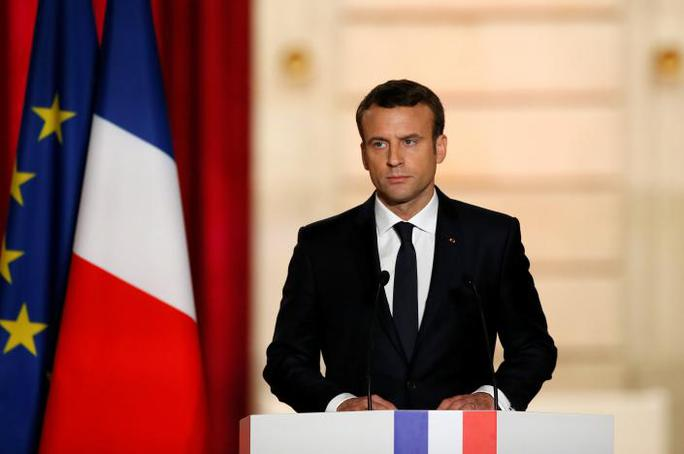 Tổng thống Macron: Thế giới và châu Âu cần Pháp hơn bao giờ hết - Ảnh 3.