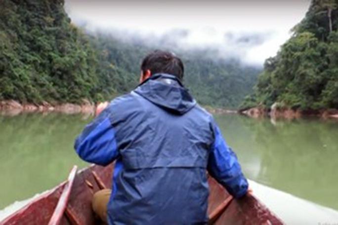 Săn cá khủng ở sông Đà chỉ còn là truyền thuyết? - Ảnh 1.
