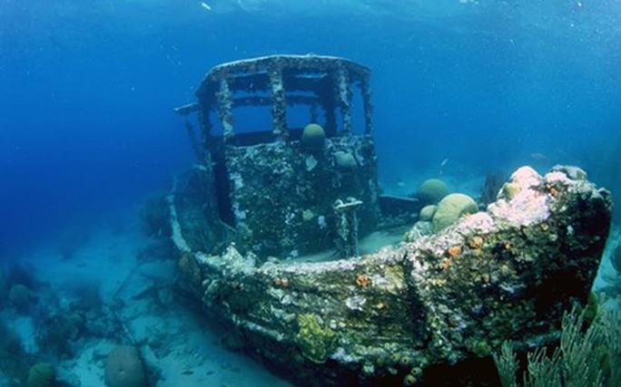 Giải mã bí ẩn ngàn năm dưới lòng biển Phú Quốc - Ảnh 1.