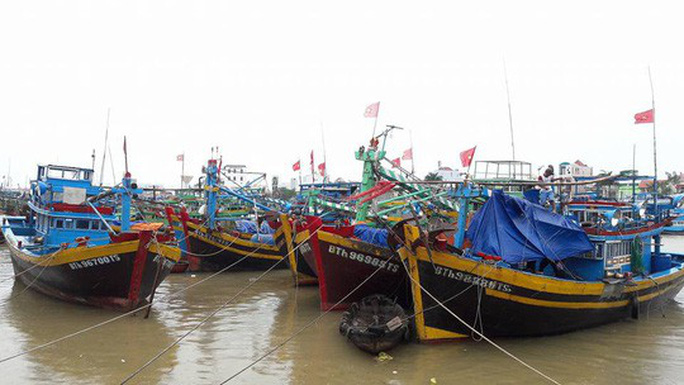 Bão số 12 quật Phú Yên - Khánh Hòa, tha Ninh Thuận - Bình Thuận - Ảnh 4.