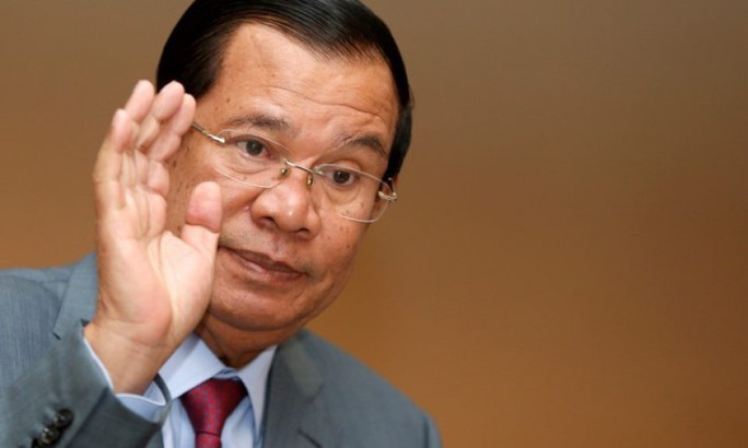 Campuchia: Đảng đối lập bị giải thể - Ảnh 3.