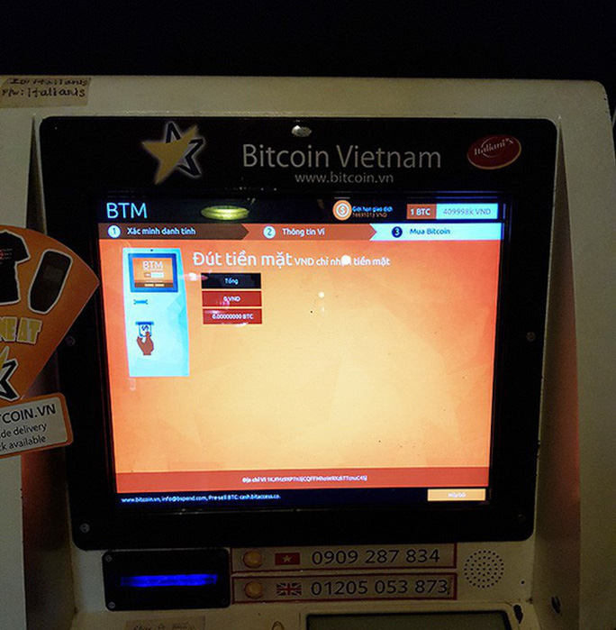 TP HCM chỉ đạo công an điều tra hoạt động mua bán tiền ảo, Bitcoin - Ảnh 1.
