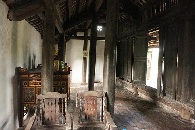 Ngôi nhà Bá Kiến hơn 100 năm tuổi ở làng Vũ Đại - Ảnh 7.
