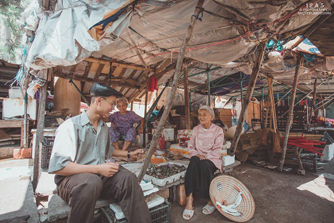 Phiên chợ quê có 1 không 2 ở Quảng Bình - Ảnh 7.