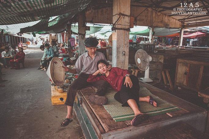 Phiên chợ quê có 1 không 2 ở Quảng Bình - Ảnh 8.