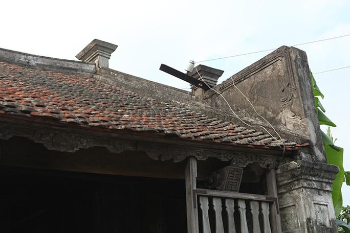 Ngôi nhà Bá Kiến hơn 100 năm tuổi ở làng Vũ Đại - Ảnh 9.