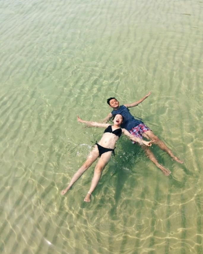 Hoang đảo đẹp khó tin ở Quy Nhơn, ngỡ như trời Tây - Ảnh 9.