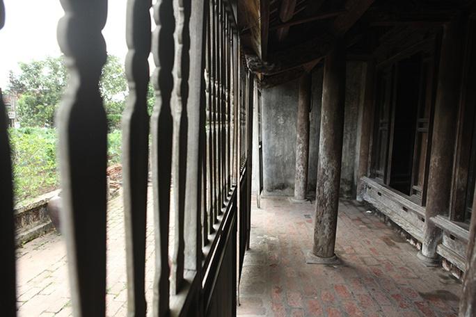 Ngôi nhà Bá Kiến hơn 100 năm tuổi ở làng Vũ Đại - Ảnh 10.