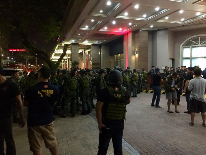 Philippines: Nổ súng tại sòng bạc, nhiều người bị thương - Ảnh 4.