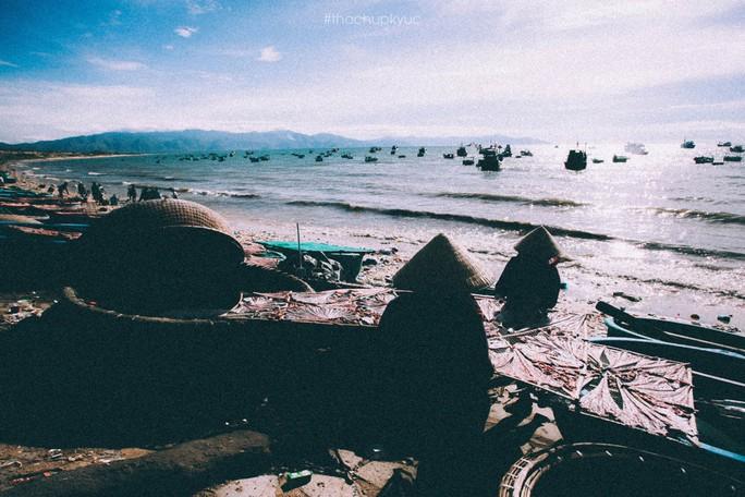 Sướng mắt với biển, đá và cua ở cù Lao Câu - Ảnh 4.