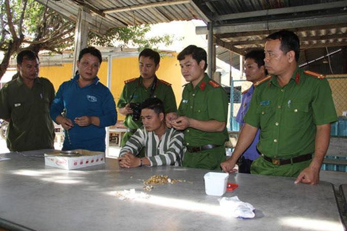 24 giờ tìm dấu vết băng cướp tiệm vàng ở Tây Ninh - Ảnh 4.