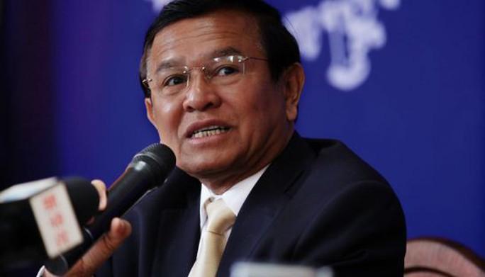 Campuchia: Đảng đối lập bị giải thể - Ảnh 4.