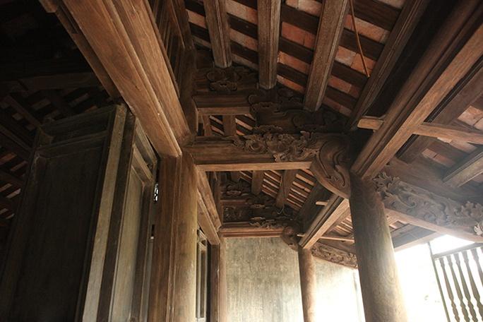 Ngôi nhà Bá Kiến hơn 100 năm tuổi ở làng Vũ Đại - Ảnh 13.