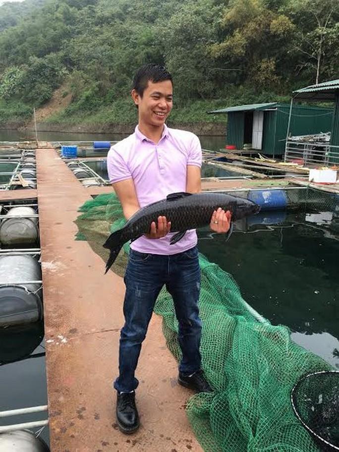 Săn cá khủng ở sông Đà chỉ còn là truyền thuyết? - Ảnh 3.