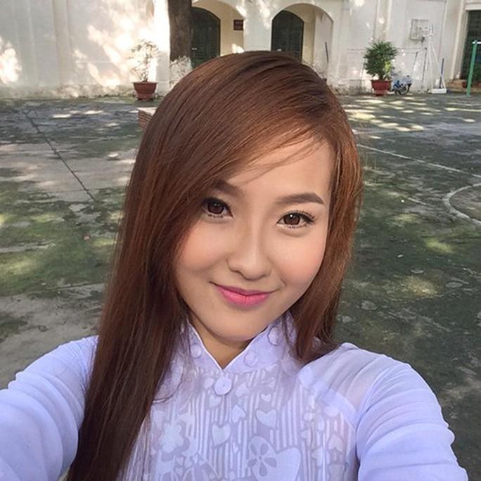 Vẻ đẹp không son phấn của Hoa hậu Hoàn cầu Khánh Ngân - Ảnh 7.