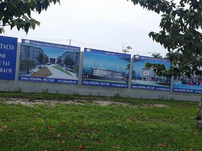 Nhà đầu tư nản lòng, đất thành phố mới Nhơn Trạch đìu hiu - Ảnh 10.