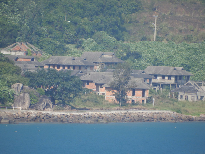 Nhiều dự án dở dang ở Sơn Trà - Ảnh 1.