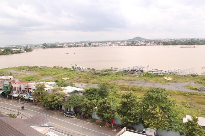 Nên dừng dự án lấn sông Đồng Nai - Ảnh 1.