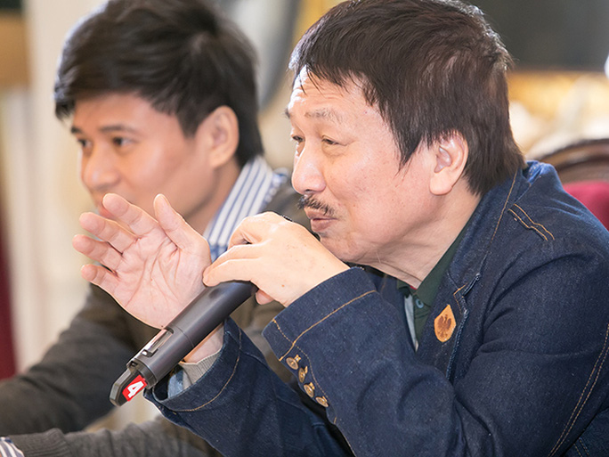 Nhạc sĩ Phú Quang nói ông muốn xếp hạng lại ca sĩ