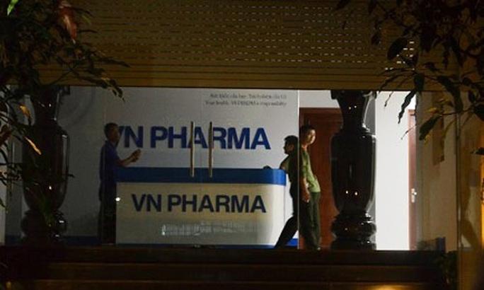 Cựu tổng giám đốc VN Pharma chuẩn bị hầu tòa - Ảnh 1.