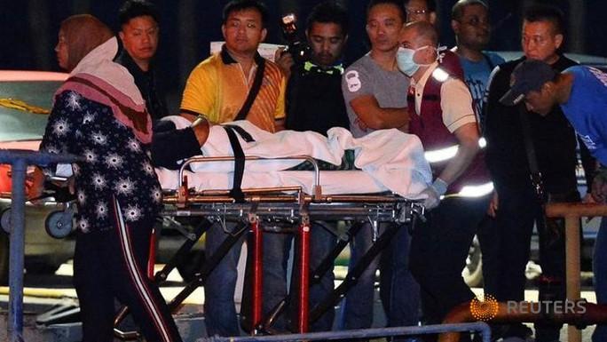 Nhiều vụ đắm thuyền thường xảy ra trên hải phận Malaysia. Ảnh: Reuters