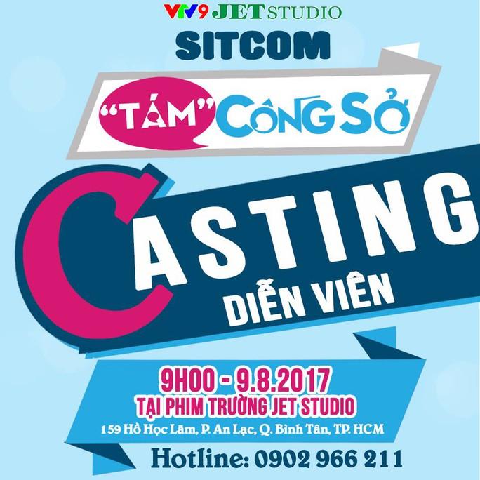 Đạo diễn trẻ Huỳnh Tiến Khoa, Hoàng Mèo tuyển diễn viên cho phim hài mới - Ảnh 3.