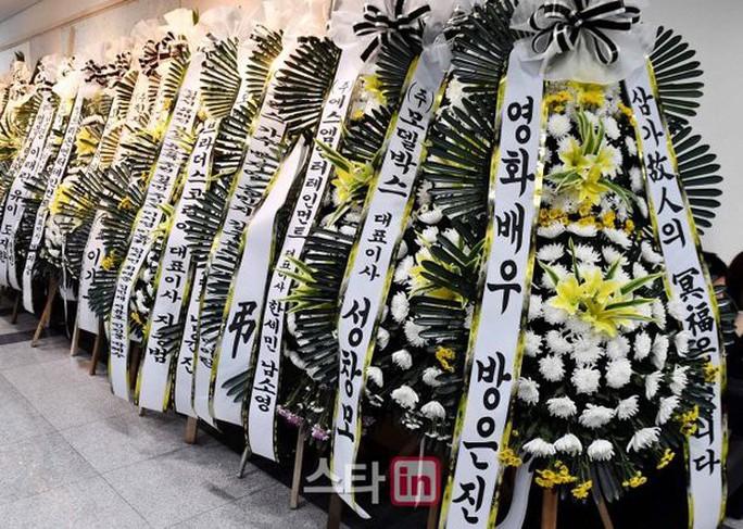 Nhiều sao Hàn tiễn đưa Kim Joo Hyuk - Ảnh 1.