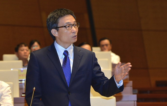 Phó Thủ tướng trả lời tranh luận của ĐB Trương Trọng Nghĩa về Sơn Trà - Ảnh 1.