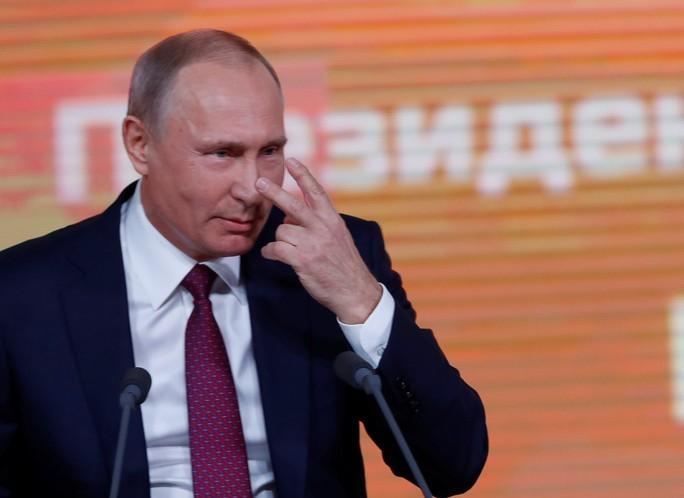 Hơn 20 năm chưa xuất hiện đối thủ, ông Putin có buồn? - Ảnh 2.