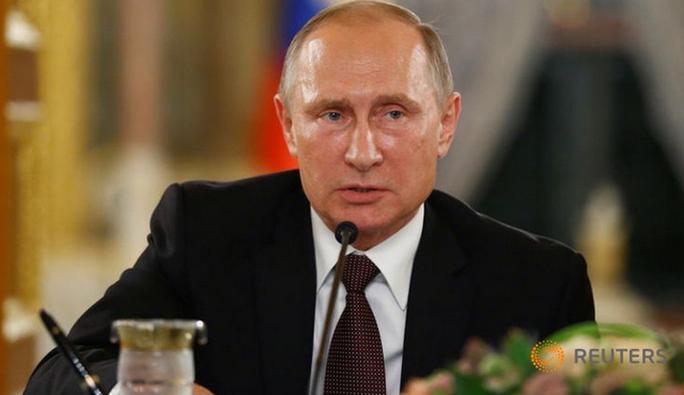"""Tổng thống Putin: Siêu chiến binh còn tệ hơn bom hạt nhân"""" - Ảnh 2."""