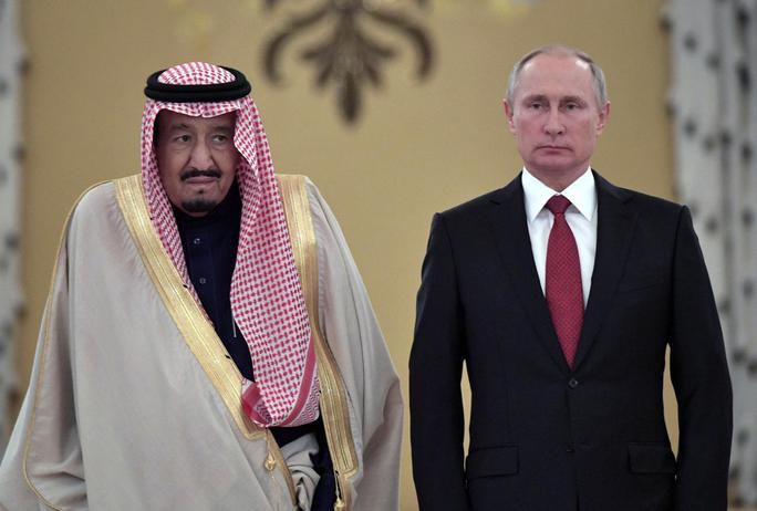 Tổng thống Putin - Ông chủ mới ở Trung Đông - Ảnh 1.