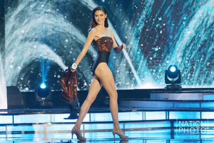Cận cảnh nhan sắc Tân Hoa hậu Hoàn vũ Thái Lan - Ảnh 7.