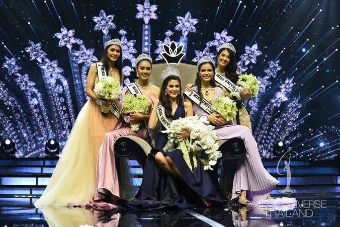 Cận cảnh nhan sắc Tân Hoa hậu Hoàn vũ Thái Lan - Ảnh 5.