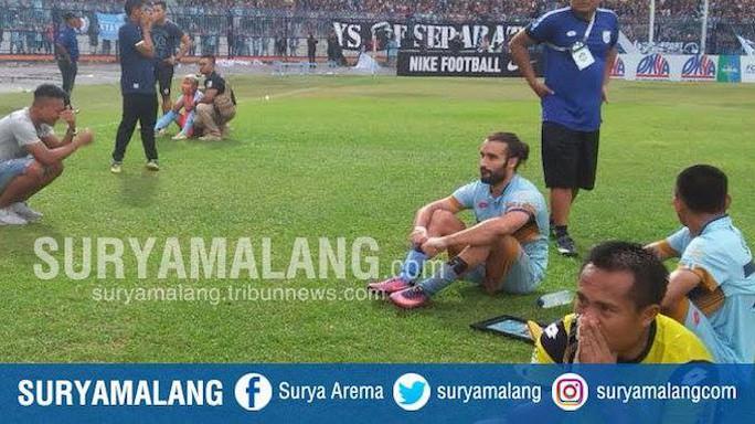 Cựu cầu thủ Than Quảng Ninh ngộ sát thủ môn Indonesia là ai? - Ảnh 1.