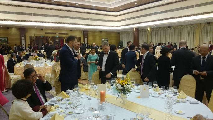 Tổng thống Donald Trump: Việt Nam là một trong những điều kỳ diệu của thế giới - Ảnh 19.