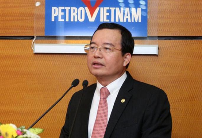 Khởi tố, bắt tạm giam cựu Chủ tịch PVN Nguyễn Quốc Khánh - Ảnh 1.