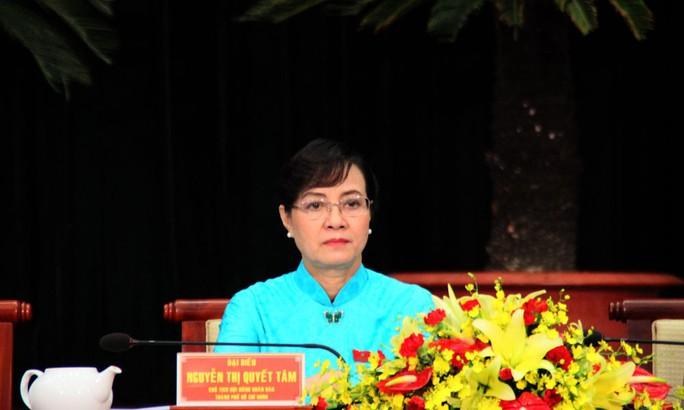 Khai mạc kỳ họp thứ 6, HĐND TP HCM khóa IX - Ảnh 1.