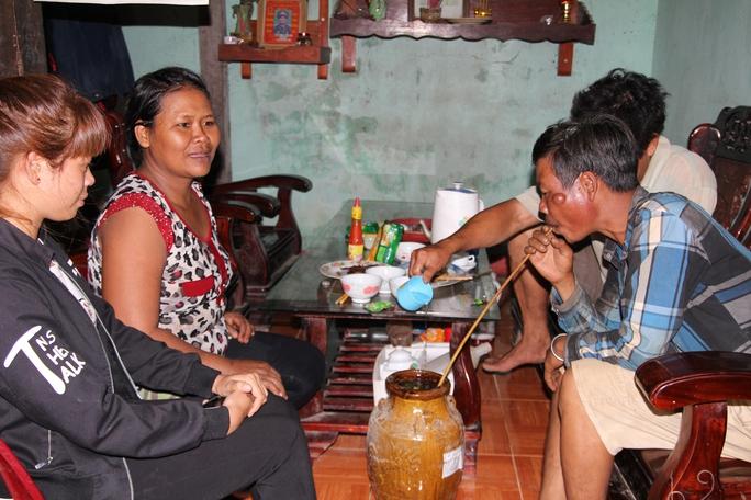 Là thức uống luôn được mời khi khách đến thăm nhà